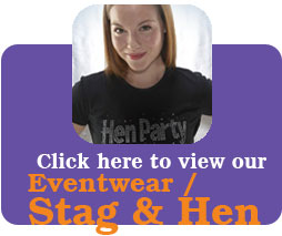 click to view our eventwear - stag and hen